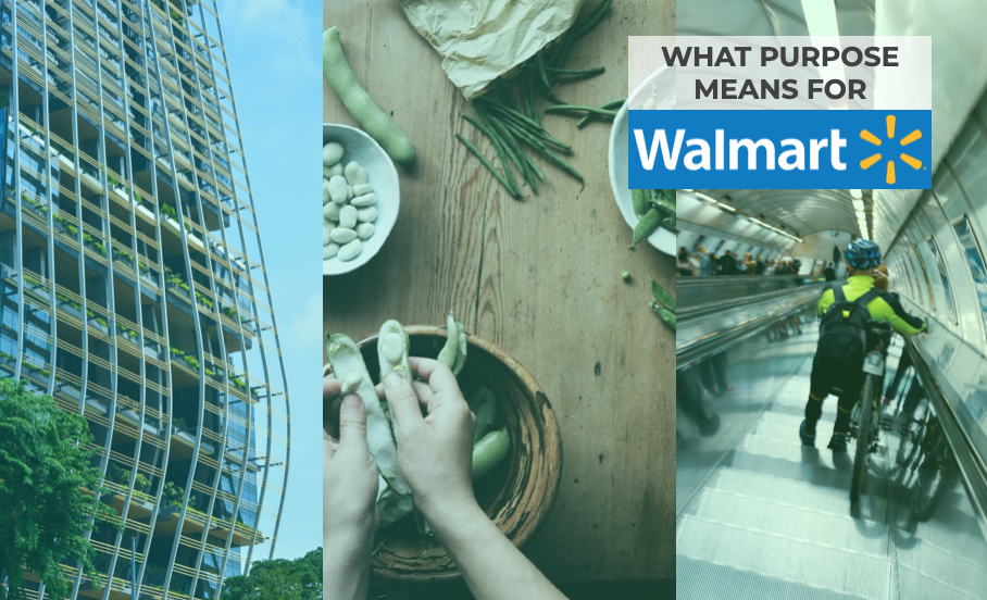 How Walmart Links Purpose with Profitability